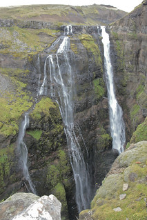 Glymur Waterfall, Iceland | by Μanu