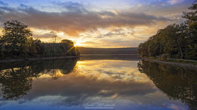 Sunset brécilien