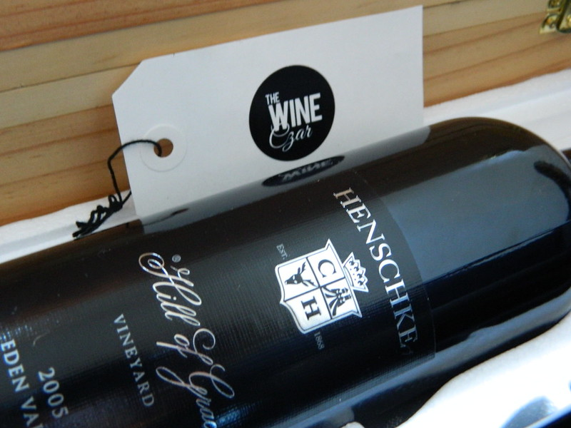 Henschke 'Hill of Grace' Shiraz 2005 (OWC)