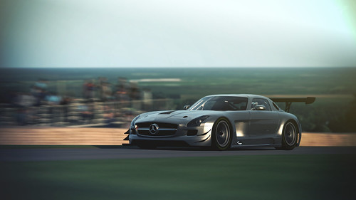 SLS_GT3_Goodwood8 | by haakondh