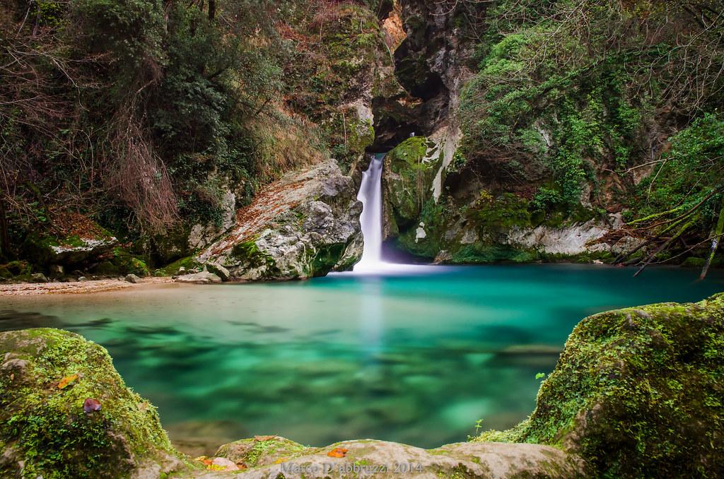 """In questi ultimi giorni d'estate vai a visitare il """"Laghetto di San Benedetto"""""""