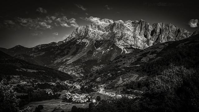 Una vista desde Pandetrave
