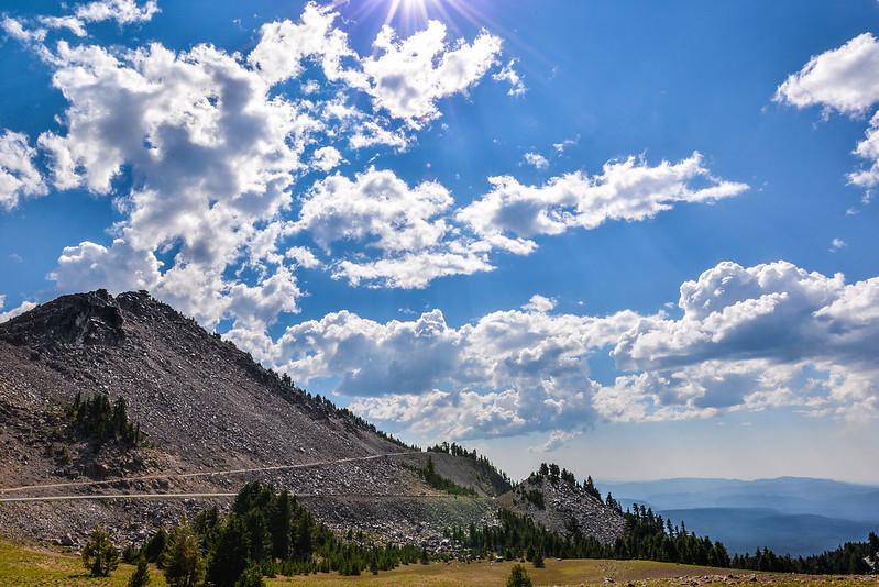Rim Road Crater Lake