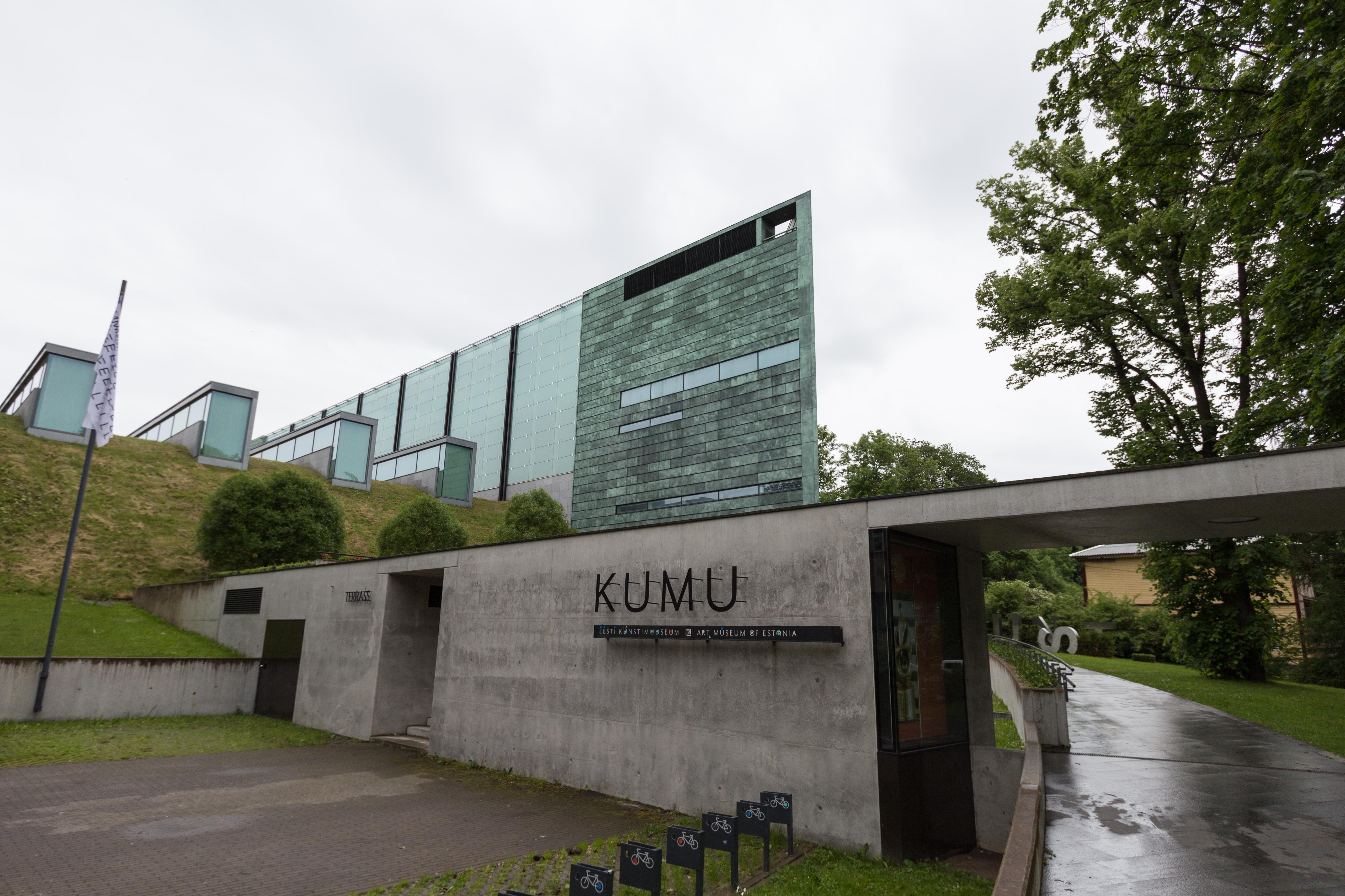Kumu, Tallinn