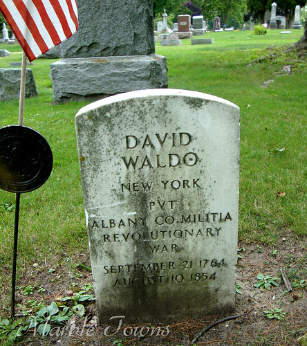 Wildwood Cemetery-Sheboygan-Waldo-David-rev war | by Naberius9