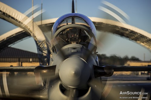 A-29 Super Tucano | by AiirSource