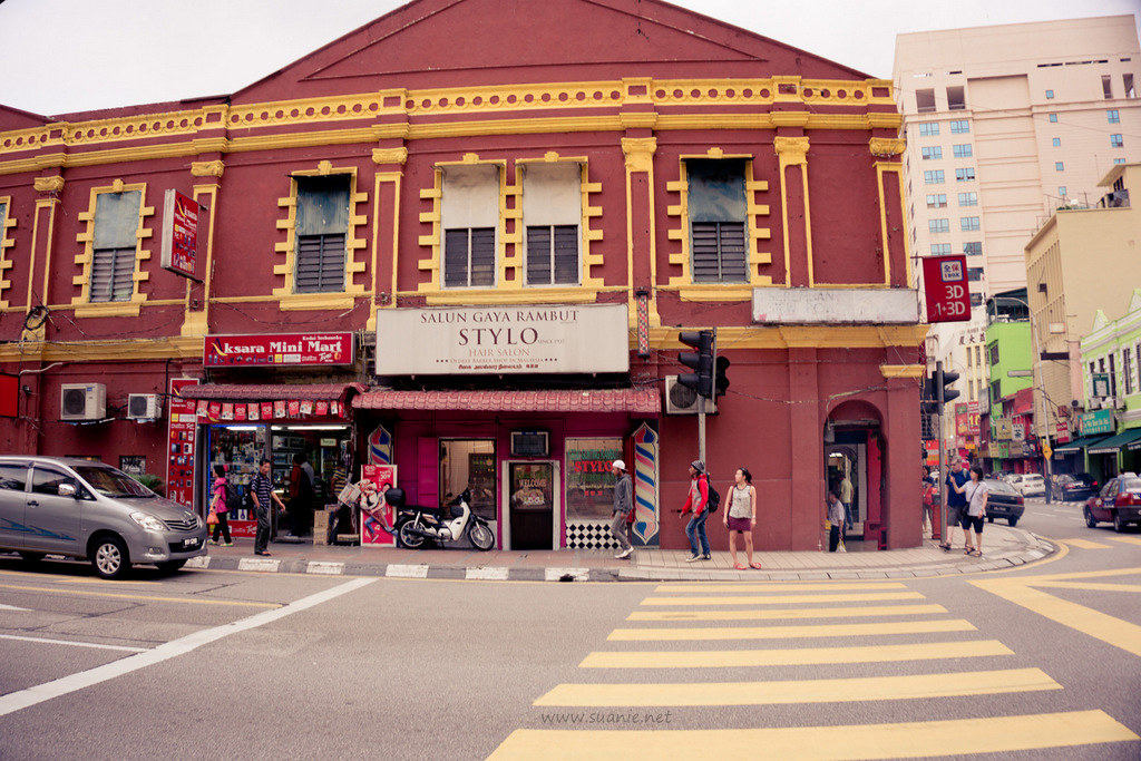 Stylo Indian Barber Kuala Lumpur Jalan Tun Tan Cheng Loc Flickr