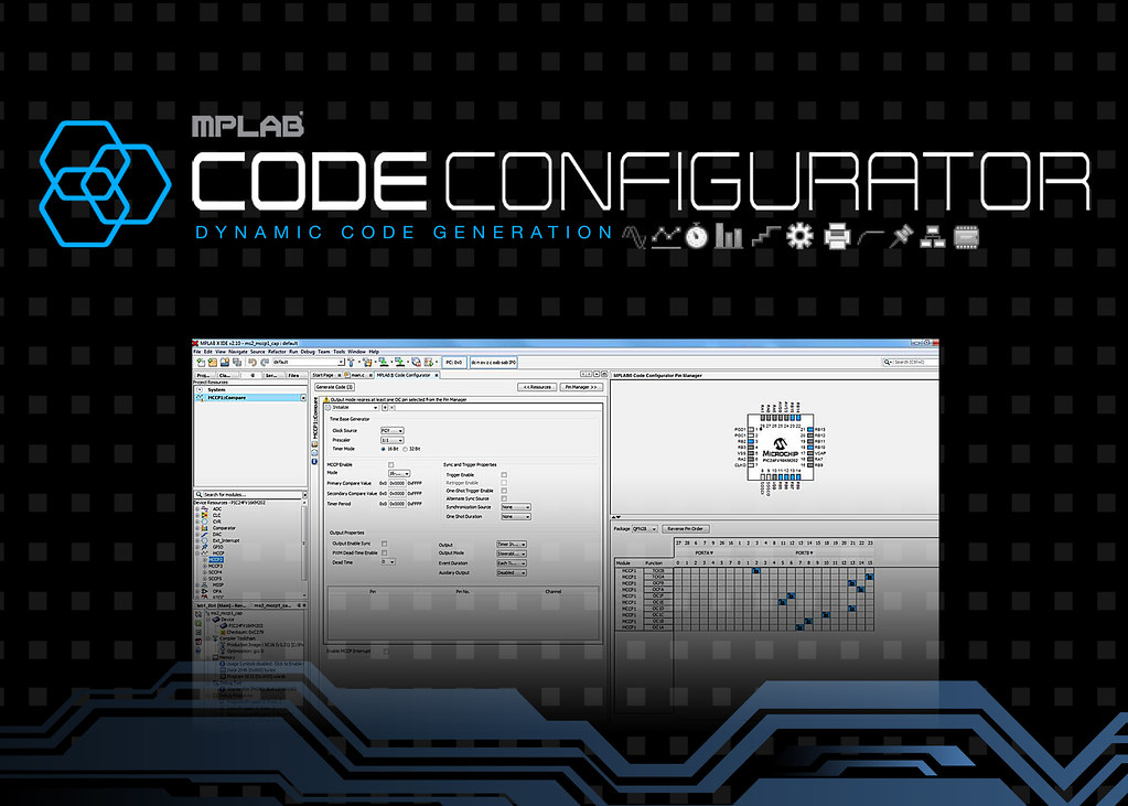 Microchip's MPLAB® Code Configurator | Microchip announced t