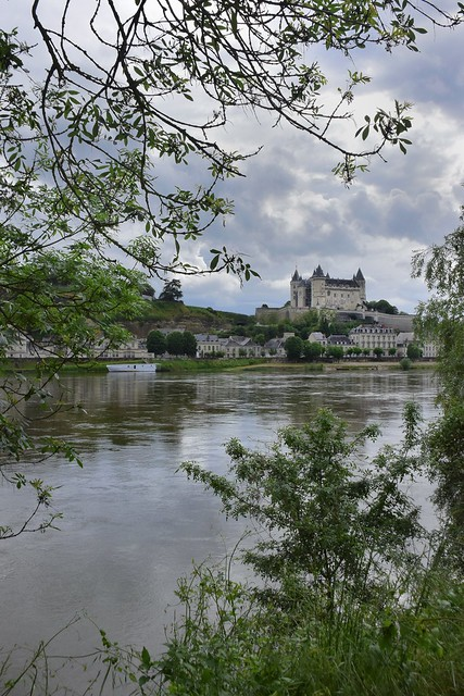 Saumur, son château