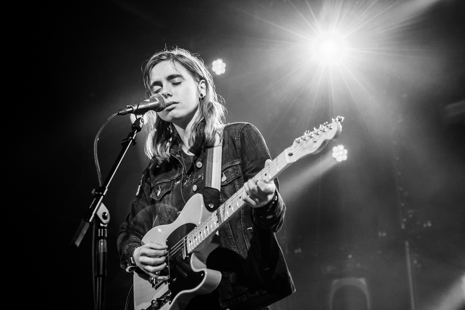 Julien Baker @ Best Kept Secret 2016 (© Timmy Haubrechts)