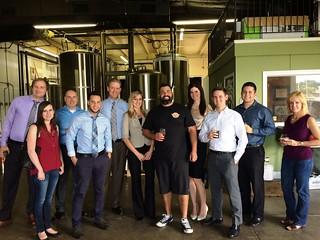 CS&L Brewery Tour   by cslcpas