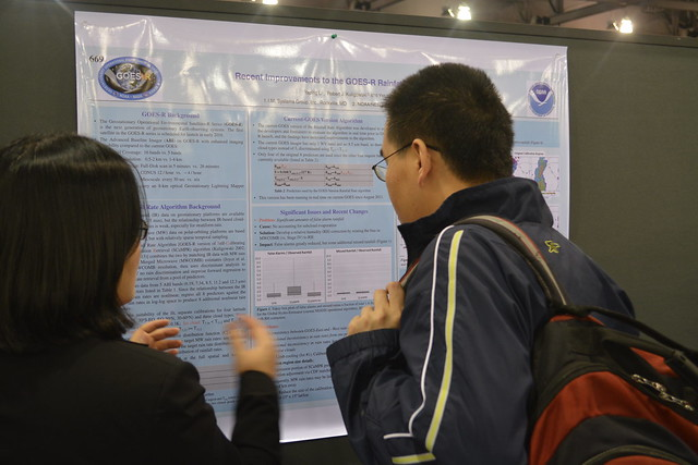 AMS 2015 Posters - GOES-R