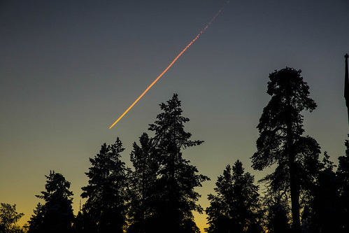 winter sunset finland finnair lapland lappi kaamos