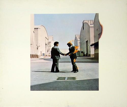 """Pink Floyd Wish You Were Here Germany 12"""" Vinyl LP"""