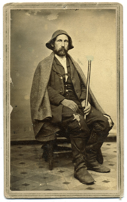 A New York Tribune Journalist After His Escape from a Confederate POW Camp