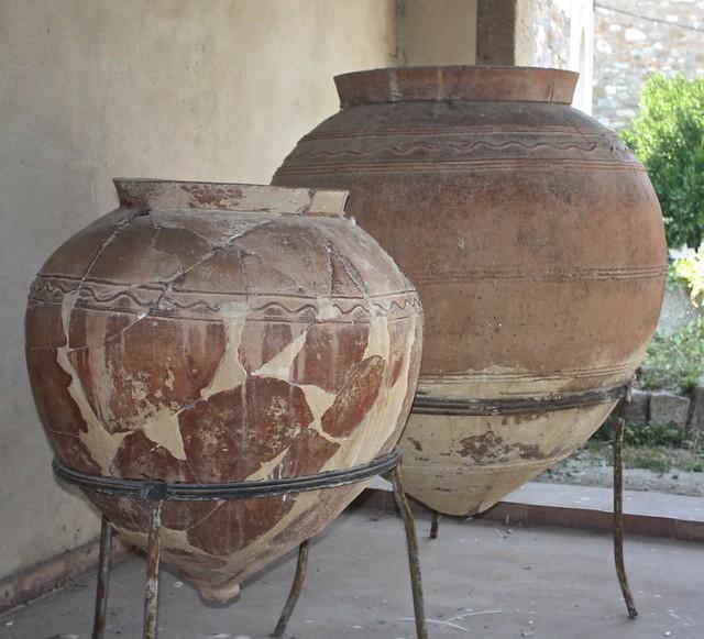 Museum at Appollonia, Albania