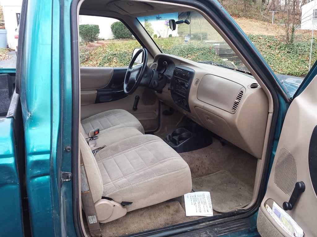 Interior Of My Old Truck Wrecked Dieselducy Flickr