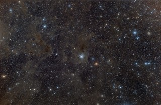 Iris Nebula wide field | by Andysea1