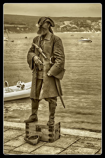 The Swanage Pirate