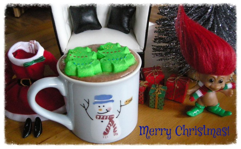Merry Christmas Cocoa 2014