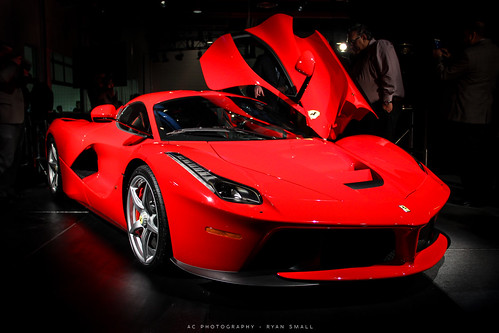 Finally, I saw my very first Ferrari LaFerrari! | by M85 Media - Ryan Small