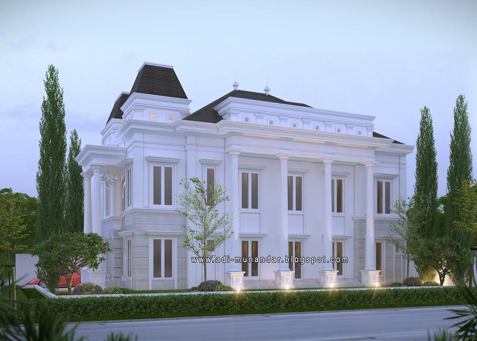 Konsultan Arsitek Surabaya Adi Arsitek Arsitektur Rumah Klasik Simple Rumah Hook Graha Family L Surabaya A Photo On Flickriver