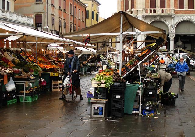 Al Mercato in Bici