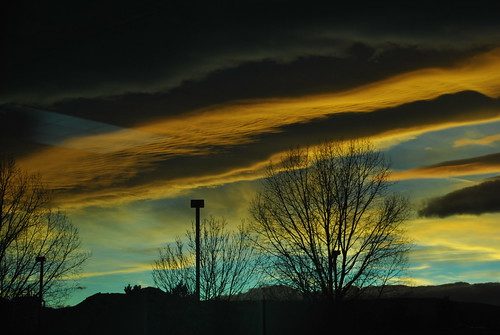lenticular cloud clouds sunset boulder co colorado everybodylovesasunset atardecer