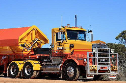 Hampton Transport 12 - Kenworth K104B Bigcab | Flickr ... on