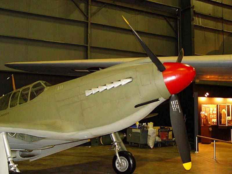 北アメリカのA-36A Apache2