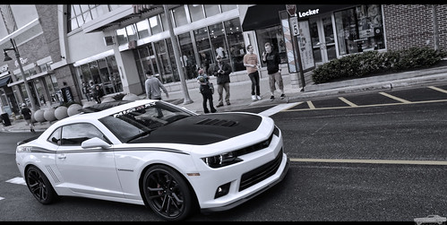 2015 Chevrolet Camaro SS 1LE Photo