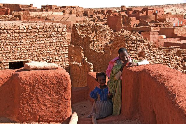 Mauritania, 2007 - Oualata - 9