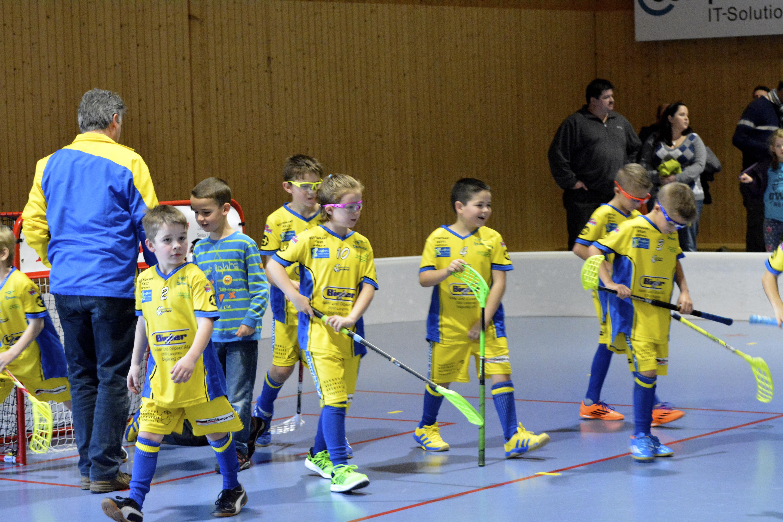 Junioren E I - UHT Schüpbach I Saison 2014/15