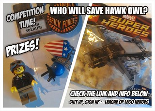 Who will save Hawk Owl? - Prizes! | by andhe :-)