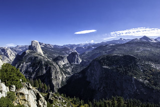 Half Dome and Little Yosemite Valley | by punahou77