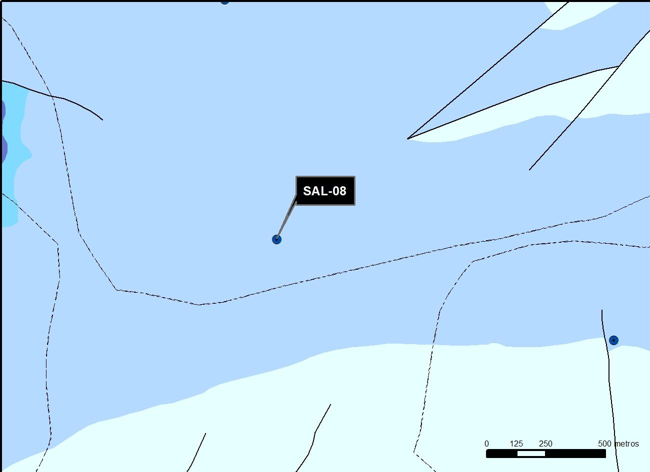 SAL_08_M.V.LOZANO_POZO LA CAÑADA_MAP.GEOL