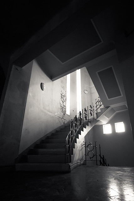 Do you have stairs in your house?