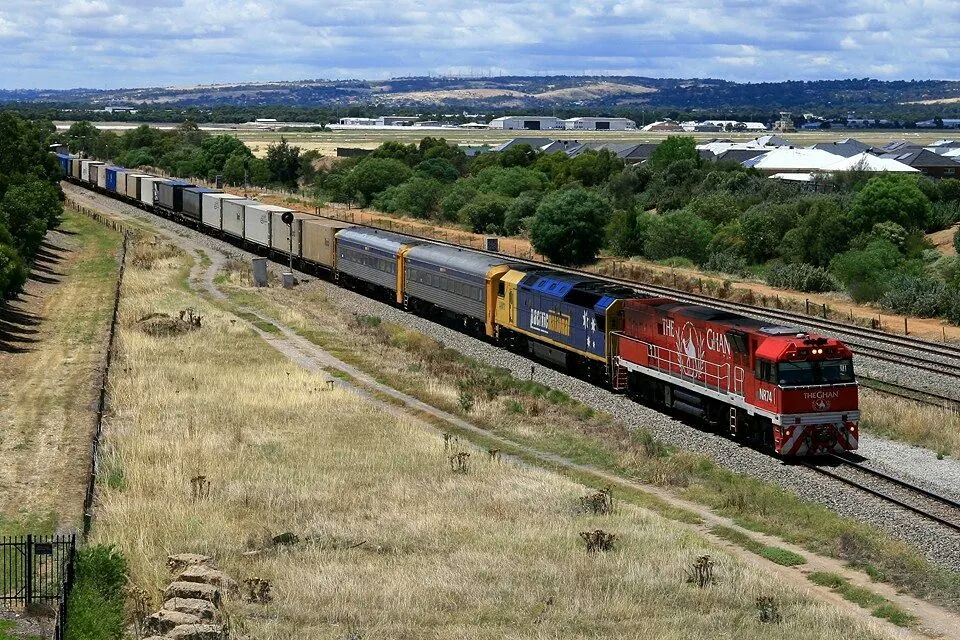 3PM7 NR74 & AN11 by Trackside Photography Australia