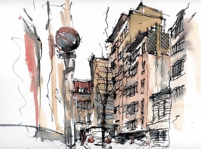 Grétrystraat - Belgiëlei