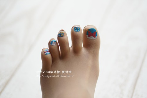mickey-foot4 | by nyaacom