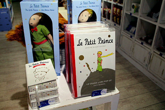 Le Livre Pop Up Du Petit Prince Actualitte Flickr