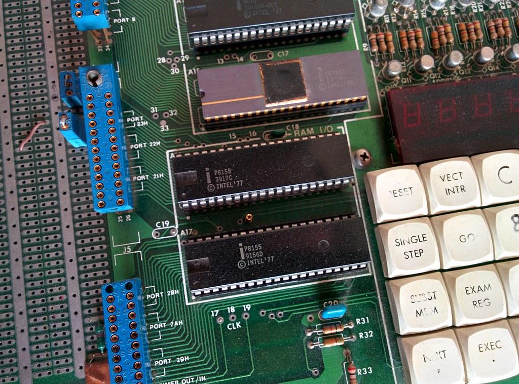 CPU / ROM