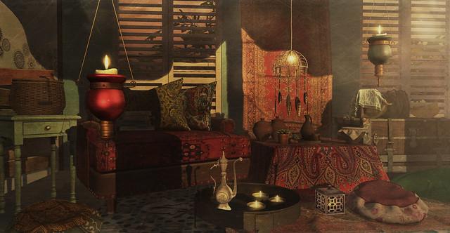 Boho room <3