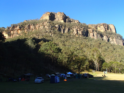 View from Newnes 2