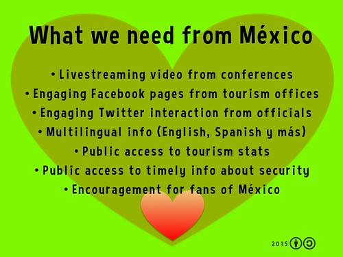 What we need from México #mexiconow | by planeta
