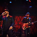 Sun, 22/05/2016 - 1:18pm - The Record Company (Chris Vos, Alex Stiff and Marc Cazorla) perform for WFUV Public Radio at Rockwood Music Hall in New York City, 5/18/16. Hosted by Dennis Elsas. Photo by Gus Philippas
