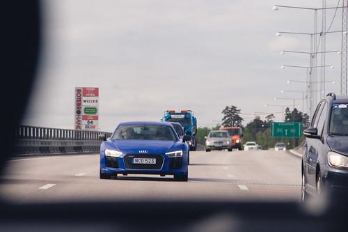 Audi Sport Tour Trosta Park Audi R8, RS6 and RS3 | by AudiBloggen