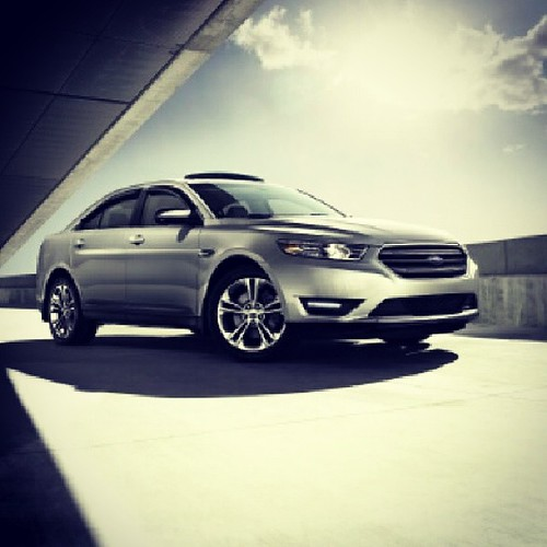 The #2014 #ford #taurus! Photo