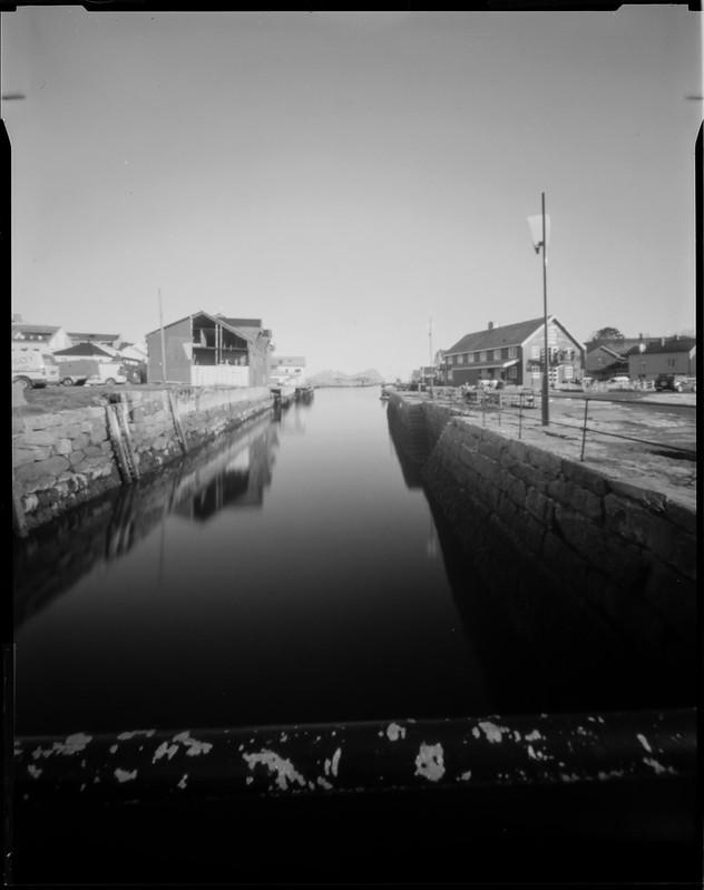 Canal, Kabelvåg, Lofoten