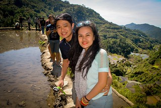 Janna and Nikko Banaue Rice Terraces | by couplemeetsworld